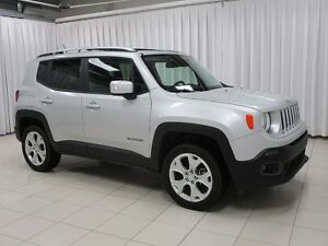 2017 Jeep Renegade QUICK BEFORE IT'S GONE!!! LIMITED 4X4 SUV W/