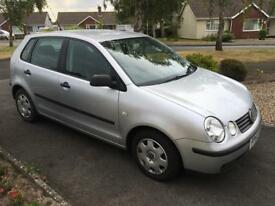 2003 VW POLO 1.4 Great condition.
