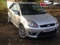 Ford Fiesta ST 2006 Silver