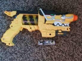Power Rangers Dino charge morpher gun
