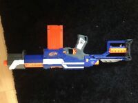 Big Nerf gun