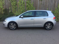 VW GOLF + 2.0 TDI + 2009 09 + 5 DR + IN SILVER + 5 SPEED MANUAL