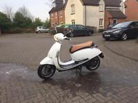 Lexmoto Vienna (50cc) moped