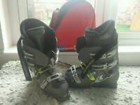 Salomon XWAVE 880 Ski Boots 29.0 - Used Once, Like New