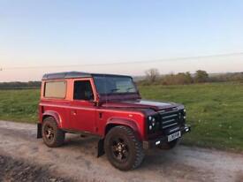 Land Rover defender 90 td5 225bhp