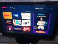 "42""LG full HD freeview TV - Collection Derby"