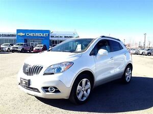 2015 Buick Encore Leather-LOW MILEAGE