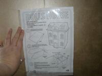 2-Storey Dolls' House Kit