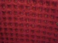 Waffle Weave Welsh Wool blanket / throw