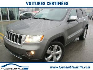 2012 Jeep Grand Cherokee Limited A/C, NAVIGATION, DÉMAR DIST, HI