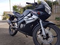 Motorbike Motorcycle 125 cc Honda CBR
