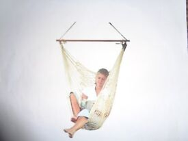 34 Air chairs/ Hammocks