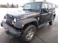 2011 Jeep WRANGLER UNLIMITED RUBICON GPS ÉDITION CALL OF DUTY BL