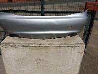 Mercedes SLK, rear bumper, r171, 2007 to 2011