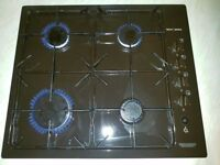 Trinity Bendix Gas Hob with 4 burners. All work as new. Very good condition.