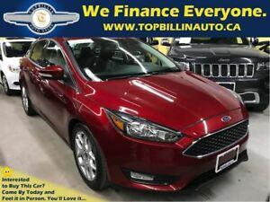2015 Ford Focus LEATHER, SUNROOF, ONLY 23K kms