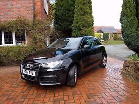 2011 Audi A1 - 1.6TDI Diesel - Low Mileage, £0 road tax