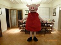 Peppa pig costume hire in South London - £30 24hours