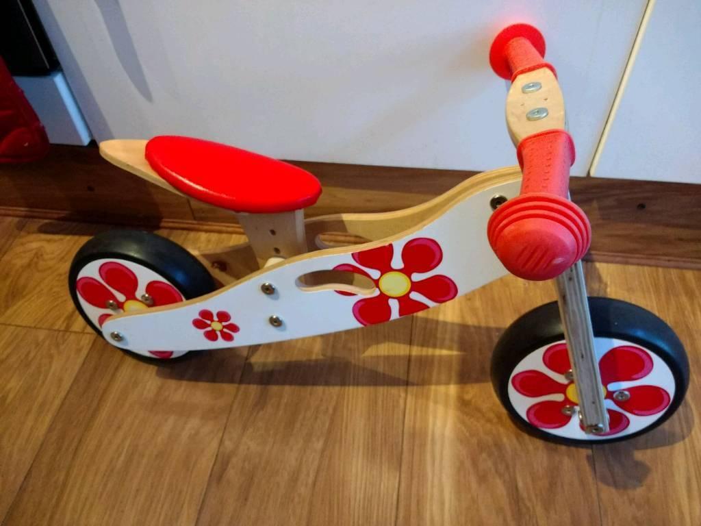 Mini balance bike