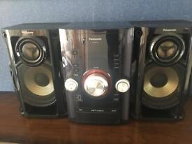 Panasonic SA-AKX12 Hifi system in excellent condition