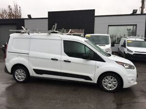 2015 Ford Transit Connect Shelving Ladder rack and Safety partit