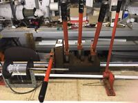 Roller, vertical and venetian blind making tooling for sale