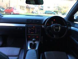Audi A4 S line 170 LOW MILES