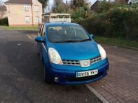 2006 Nissan Note 1.4 16v SE 5dr Manual @07445775115