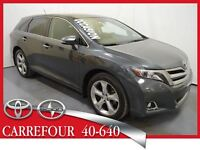 2013 Toyota Venza V6 AWD Touring Cuir+Toit Ouvrant+Navigation
