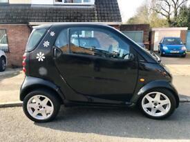 Smart car, fortwo pure, semi auto