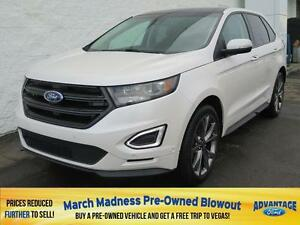 2016 Ford Edge Sport Nav. Moonroof.