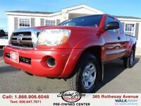 2010 Toyota Tacoma Base $208.84 BI WEEKLY!!!