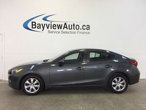 2014 Mazda Mazda3 GX- SKYACTIV! HITCH! 6 SPD! A/C! PUSH START!