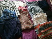 Bundle of size 12/ 14 maternity clothes
