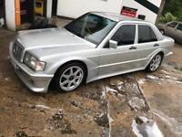 Mercedes Cosworth 2.0 YB turbo evo 2 replica