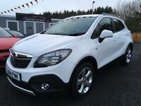 2014 Vauxhall Mokka, 12 months warranty, Buy now pay nothing for 2 months! ZERO deposit finance