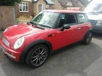 Mini cooper .1.6 may swap