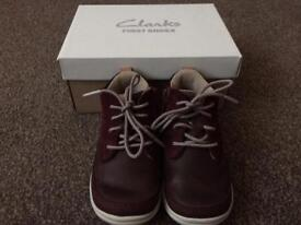 Clarks boots Infant 5.5G