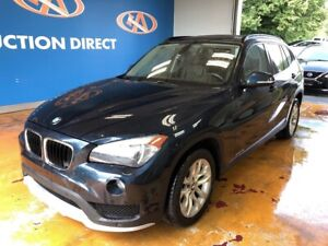 2015 BMW X1 xDrive28i xDRIVE/ PANO ROOF/ DUAL ZONE CLIMATE