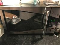 Delonghi Microwave also matching kettle/toaster
