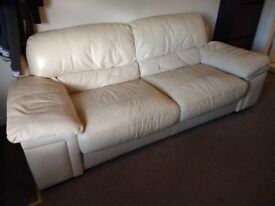 3+2 Leather Sofas