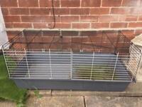 Large animal cage