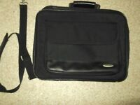 acer black laptop bag
