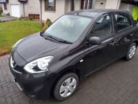 2013 Nissan Micra for sale £4799.