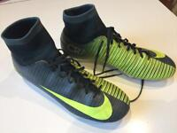 Football boots Nike Mercurial CR7 size 8