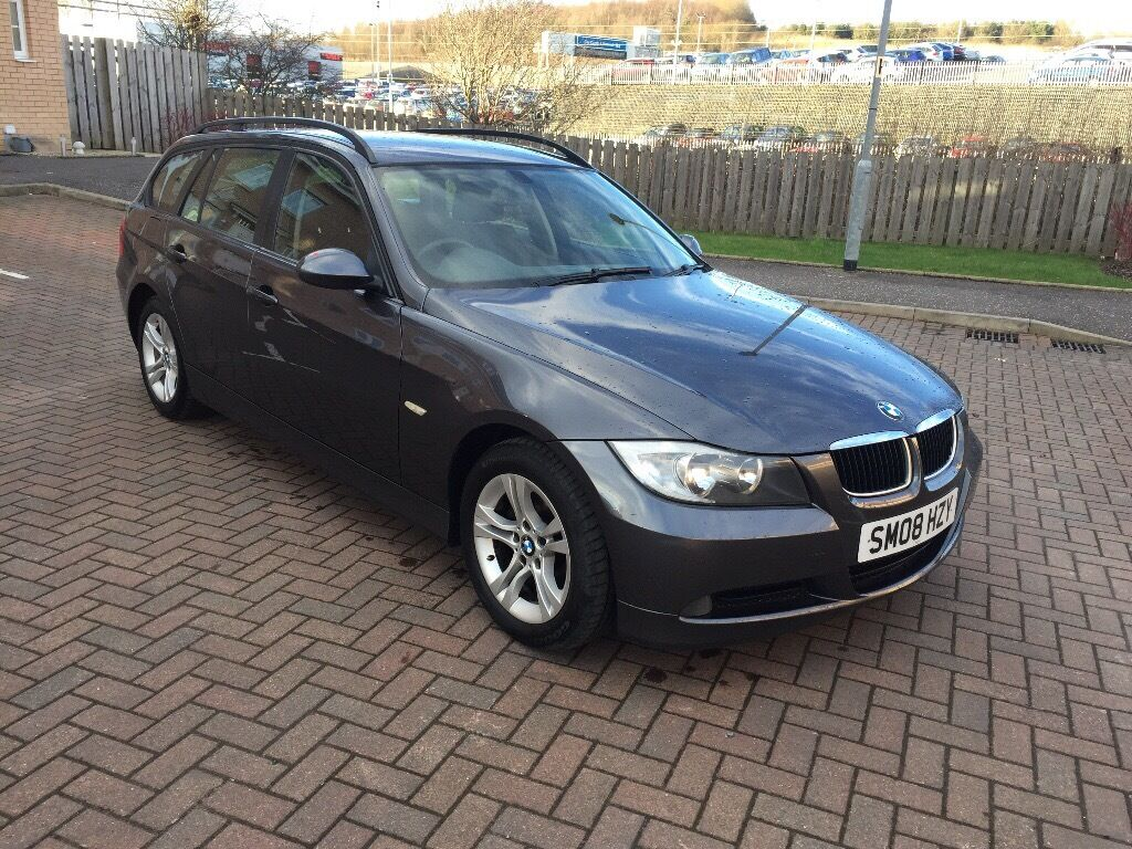 2008 bmw 318d diesel touring estate 3000 may px in springburn glasgow gumtree. Black Bedroom Furniture Sets. Home Design Ideas