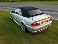 BMW 330CI M-SPORT ® CONVERTIBLE MAY PX