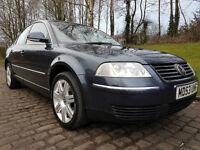 2004 (53) Volkswagen VW Passat 2.5 V6 Tdi Automatic *47000 Miles*Auto *SPARES/REPAIRS* EXPORT