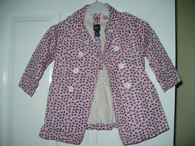 Baby GapJacket/Coat for Girl 2 years. Excellent condition!