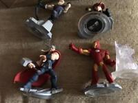 Disney infinity 2.0 PS3 marvel super heroes
